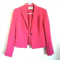 Adorable vintage Kasper Petites blazer, size 2! Nearly perfect condition ...