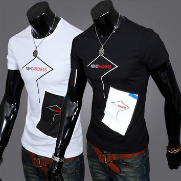 Designer Slim Fit T-Shirt