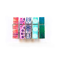 Boho Mixed Clothespins By Recollections™