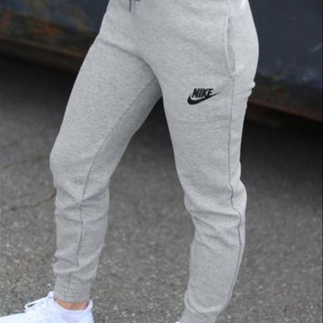 nike women fashion leisure running pants sweatpants