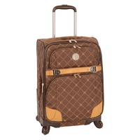 Chaps Luggage, Presidio 21-in. Expandable Spinner Carry-On