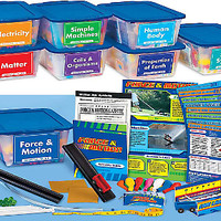 Learning Science Activity Tubs - Gr. 4-6 - Complete Set at Lakeshore Learning