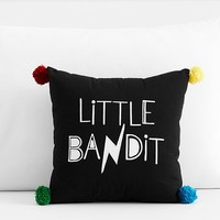 The Emily & Meritt Little Bandit Decorative Pillow