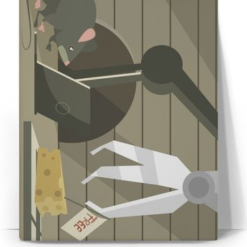 ROC Mouse Trap Canvas