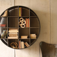 Round Industrial Cubby