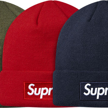 Supreme New Era Box Logo Beanie from Supreme ac81e6a5168