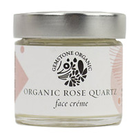 Organic Rose Quartz Face Créme