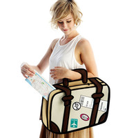Travel Fever Bag  - A+R Store