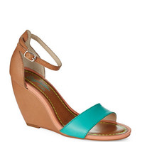 Seychelles Thyme Two Tone Wedges
