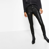 SKINNY TROUSERS DETAILS