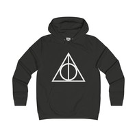 Harry Potter, The Deathly Hollows Women's Hoodie