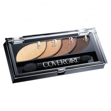 Covergirl Covergirl Eye Shadow Quad 1.8 g