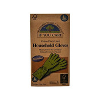If You Care Large Household Gloves (1x1 Pair)