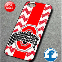 Ohio State Chevron  for iphone, ipod, samsung galaxy, HTC and Nexus PHONE CASE