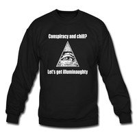 Lets Get illuminaughty Sweatshirt | 100134265