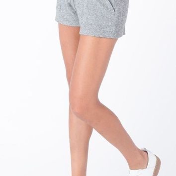 PEAPVA6 The Striped Brushed Rib Shorts - Z Supply