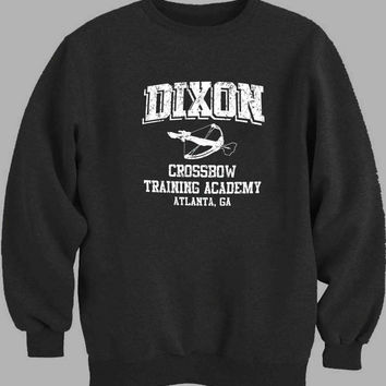 Daryl DIXON Crossbow Training Academy Sweater for Mens Sweater and Womens Sweater ***