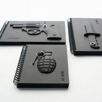 Weapon Notebooks