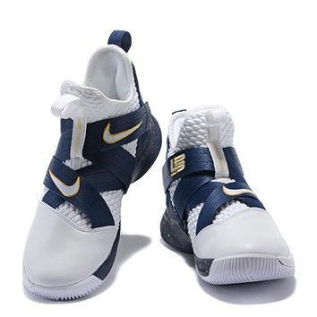 promo code eeca4 9cbf7 Nike LeBron Soldier 12 Fashion Casual Sneakers Sport Shoes