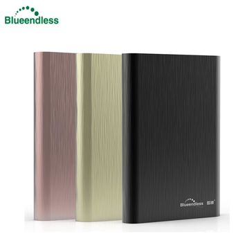 Blueendless HDD 1TB Externo HD 1 TB Disco Duro Externo Disque Dur Externe 1to Portable Hard Drive 1 TB Hard Disk 250 320 500 GB