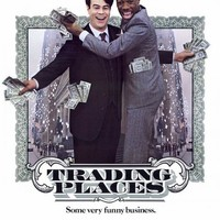 Trading Places 27x40 Movie Poster (1983)