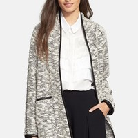 Women's Rebecca Taylor Tweed Coat,
