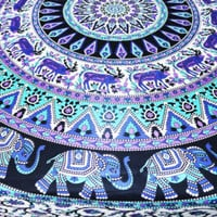 tapestry barmeri wall hanging indian mandala beach sheet bedspread twin throw