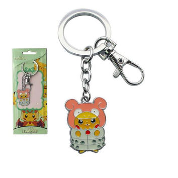 Pokemon Pocket Monster Pikachu Keychain