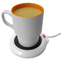 Evelots® Mug Warmers,Electric Cup & Beverage Warmer,Heater,Office & Home