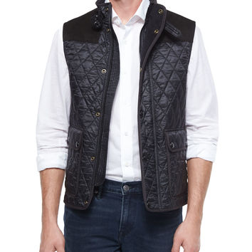 Rosston Quilted Vest,