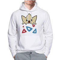 Pokemon Cute Togepi Anime Hoodie -tr3 Hoodies for Man and Woman
