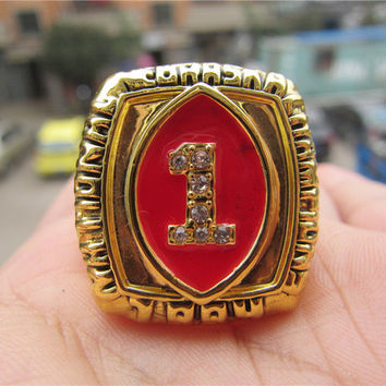 1994 NCAA national champions The University of Nebraska Lincoln Super Bowl sale replica champi