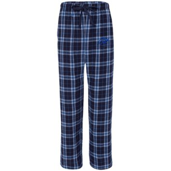 Ocean Blue OBX Lyfe Boxercraft Unisex Flannel Pants in 12 Colors