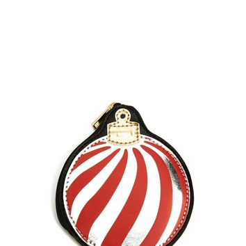 Striped Ornament Coin Purse - Stocking Stuffers - 1000212242 - Forever 21 Canada English