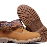 Timberland Classic Shoes Women Camel