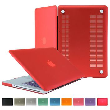 case for macbook pro 11 12 13 15 cover 9 colors available