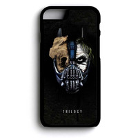 Bane Mask Trilog Batman And Joker iPhone 6 and iPhone 6s Case