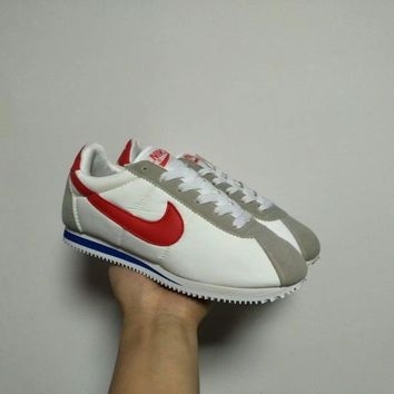 nike cortez classic unisex sport casual cloth surface running shoes couple retro sneakers-5