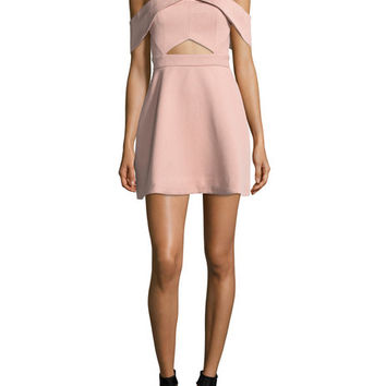 Apollo Mini Dress by Keepsake at Gilt