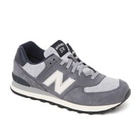 New Balance 574 Pennant Shoes - Mens Shoes - Grey