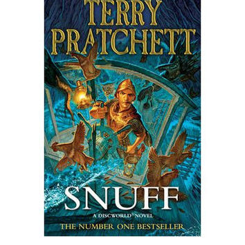 Snuff: Discworld Novel 39 By Terry Pratchett