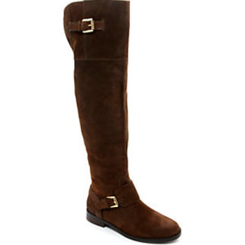 Lauren Ralph Lauren Jeannette Over-the-Knee Riding Boots | Dillard's Mobile