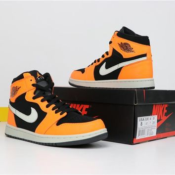 "Air Jordan 1 Retro MID ""Shattered Backboard"""