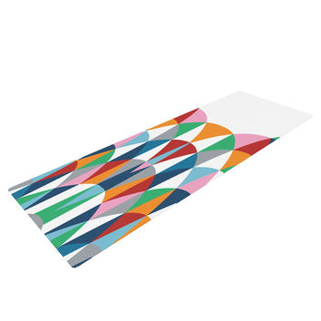 "Project M ""Modern Day Arches"" Yoga Mat"
