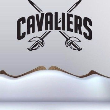 Cleveland Cavaliers NBA American Basketball Superbowl Wall Decal Gm1812 FRST