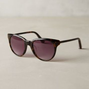 Elizabeth and James Richmond Sunglasses Brown One Size Eyewear
