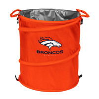 Denver Broncos NFL Collapsible Trash Can Cooler