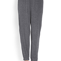 FOREVER 21 Favorite Harem Pants Charcoal Large