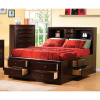 Phoenix Collection Bed by Coaster