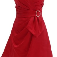 Dressystar Girls Short Bridesmaid Dress